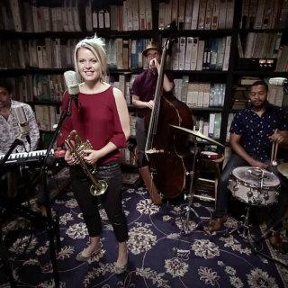 Bria Skonberg at Paste Studios on Jul 19, 2017