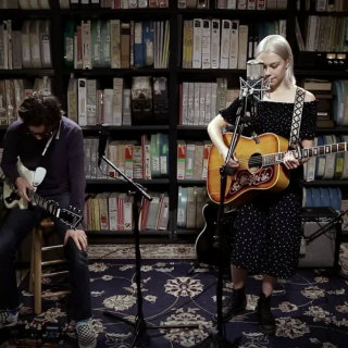 Phoebe Bridgers at Paste Studios on Jul 31, 2017