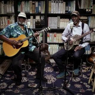 Taj Mahal & Keb' Mo' at Paste Studios on Aug 14, 2017