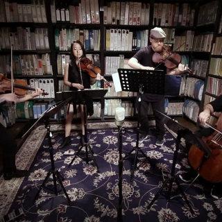 Vitamin String Quartet at Paste Studios on Aug 15, 2017