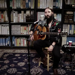 Ron Pope at Paste Studios on Aug 15, 2017