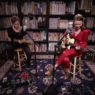 Cassandra Jenkins at Paste Studios on Aug 17, 2017