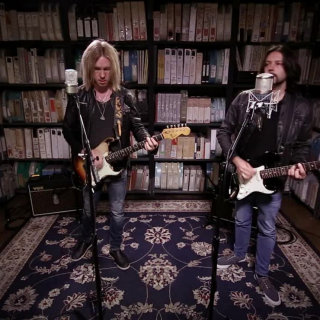 Kenny Wayne Shepherd Band at Paste Studios on Aug 17, 2017