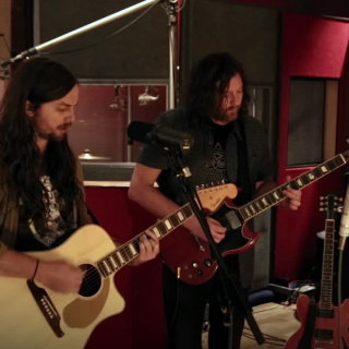 J. Roddy Walston and the Business at Electric Lady Studios on Aug 21, 2017