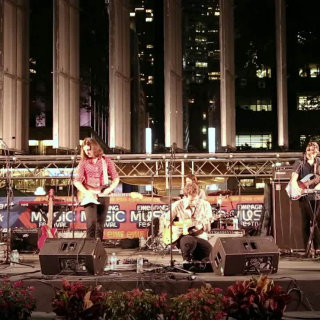 Maybird at Bryant Park on Aug 19, 2017