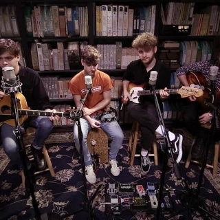 The Academic at Paste Studios on Aug 25, 2017