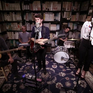 Stolen Jars at Paste Studios on Aug 29, 2017