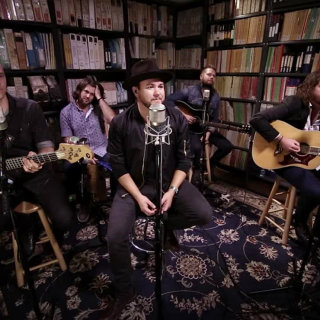 Eli Young Band at Paste Studios on Aug 30, 2017