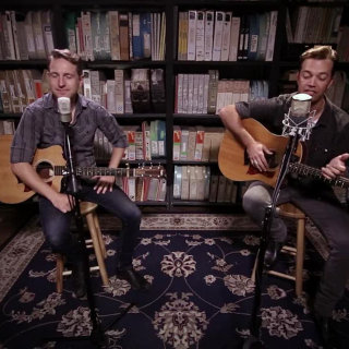 Lucas Hoge at Paste Studios on Aug 31, 2017
