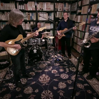 Mike Stern at Paste Studios on Sep 5, 2017