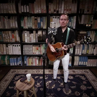 Ted Leo at Paste Studios on Sep 8, 2017