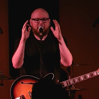Smoking Popes at Daytrotter on Aug 26, 2017