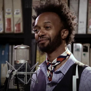 Fantastic Negrito at Paste Studios on Sep 13, 2017