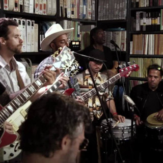 Antibalas at Paste Studios on Sep 14, 2017