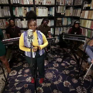 Tank and the Bangas at Paste Studios on Sep 15, 2017