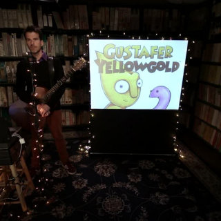 Gustafer Yellowgold at Paste Studios on Sep 15, 2017