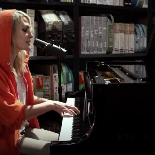 Emily Haines at Paste Studios on Sep 18, 2017