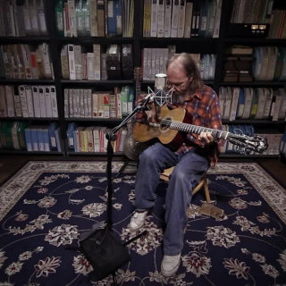 Charlie Parr at Paste Studios on Oct 3, 2017