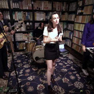 Cults at Paste Studios on Oct 4, 2017