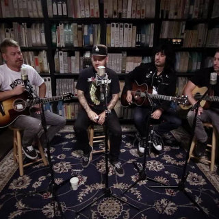 The Bronx at Paste Studios on Oct 5, 2017