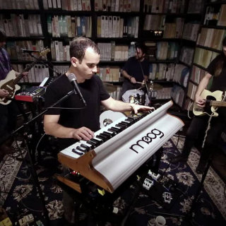 Paperhaus at Paste Studios on Oct 6, 2017
