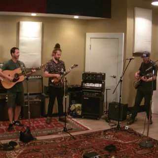 Yonder Mountain String Band at Daytrotter Studios on Jun 21, 2017
