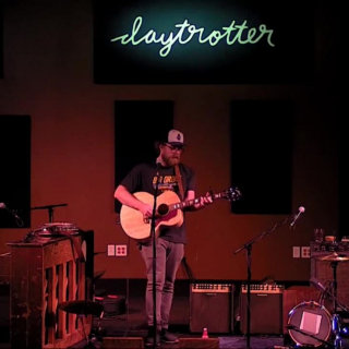 Brian Johannesen at Daytrotter on Sep 23, 2017