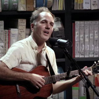 Walter Martin at Paste Studios on Oct 11, 2017