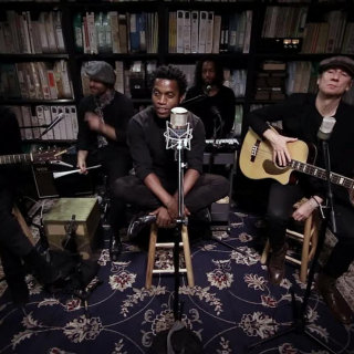 Vintage Trouble at Paste Studios on Oct 12, 2017