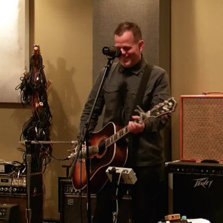 Matthew Ryan at Daytrotter Studios on Oct 16, 2017