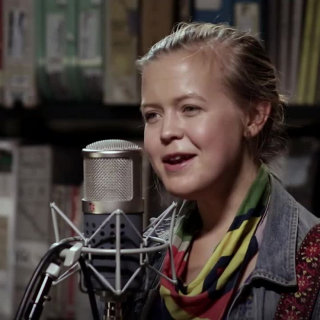 Emily Elbert at Paste Studios on Oct 23, 2017