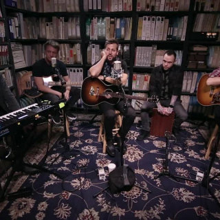 Our Lady Peace at Paste Studios on Oct 23, 2017