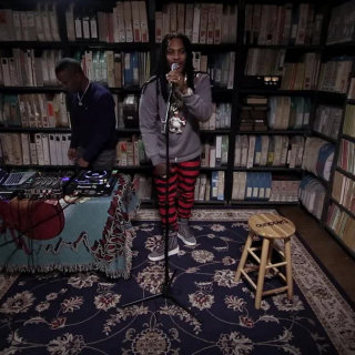 Waka Flocka Flame at Paste Studios on Oct 24, 2017
