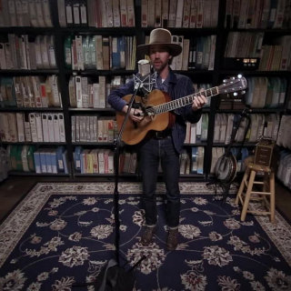 Willie Watson at Paste Studios on Oct 24, 2017