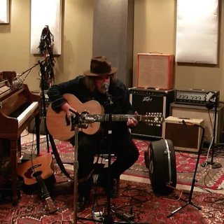 Peter Case at Daytrotter Studios on Oct 23, 2017