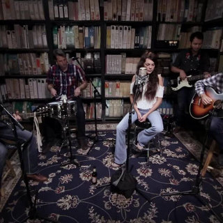 Whitney Rose at Paste Studios on Oct 27, 2017