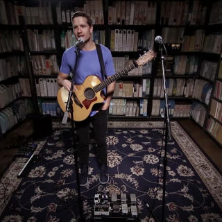 Walker Hayes at Paste Studios on Oct 30, 2017