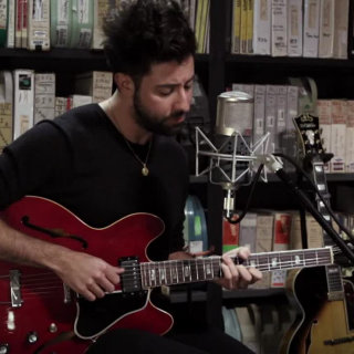 Bruno Major at Paste Studios on Nov 1, 2017