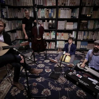 Sandcatchers at Paste Studios on Nov 2, 2017