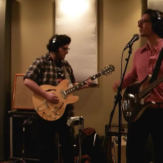 The Evening Attraction at Daytrotter Studios on Nov 3, 2017