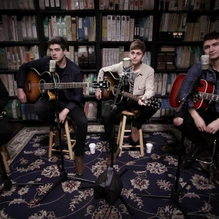 The Sherlocks at Paste Studios on Nov 7, 2017