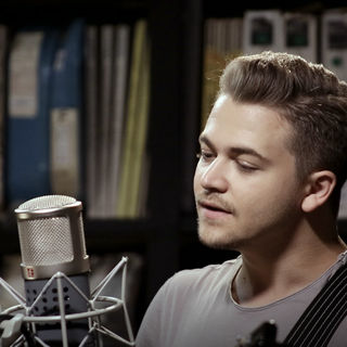 Hunter Hayes at Paste Studios on Nov 10, 2017