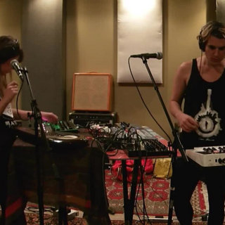 Stronger Sex at Daytrotter Studios on Nov 10, 2017