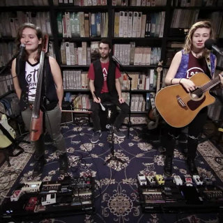 The Accidentals at Paste Studios on Nov 13, 2017