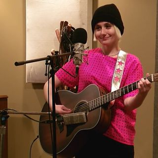 Jessica Lea Mayfield at Daytrotter Studios on Nov 14, 2017