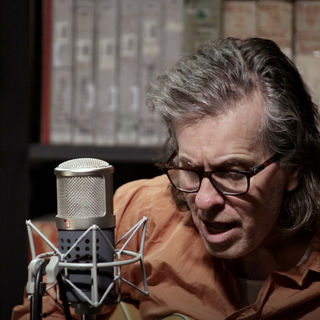 Mark Mulcahy at Paste Studios on Nov 16, 2017