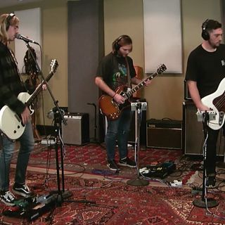 Dream Ritual at Daytrotter Studios on Nov 30, 2017