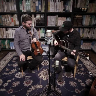 The Brother Brothers at Paste Studios on Dec 13, 2017