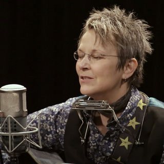 Mary Gauthier at Paste Studios on Feb 7, 2018