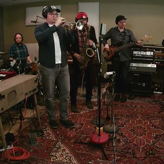 Dirty Revival at Daytrotter Studios on Feb 13, 2018